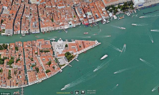 Google Earthün en iyileri