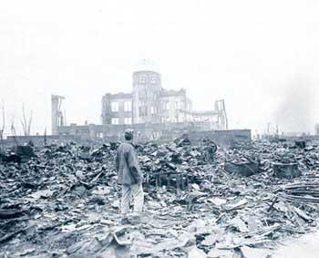 Daha önce görmediğiniz fotoğraflarla Hiroşima cehennemi