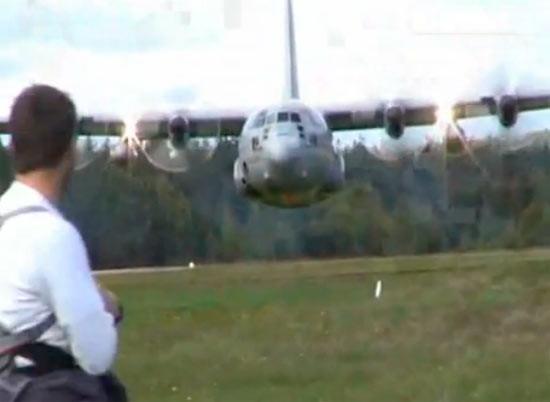 Bu pilot çıldırmış olmalı!