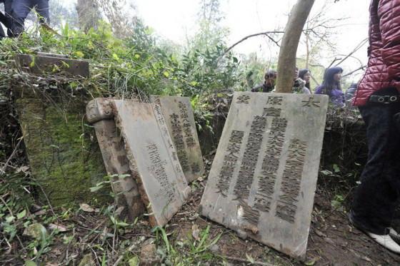 Mezar soyguncuları neye uğradığını şaşırdı