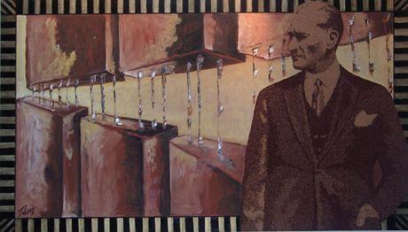 Kumdan Atatürk portleri