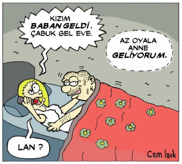 Komik Karikatürler Haber3