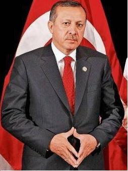 O harekete sadece Erdoğan yapmamış