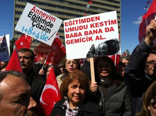 CHPde Tandoğan şoku