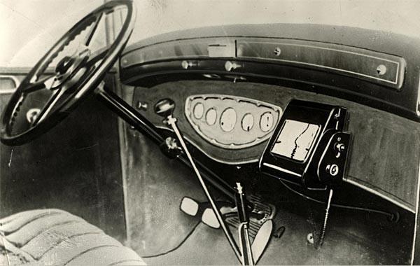 İşte ilk navigasyon cihazı!