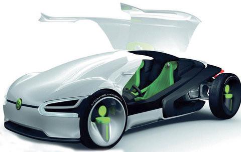 Geleceğin otomobilleri