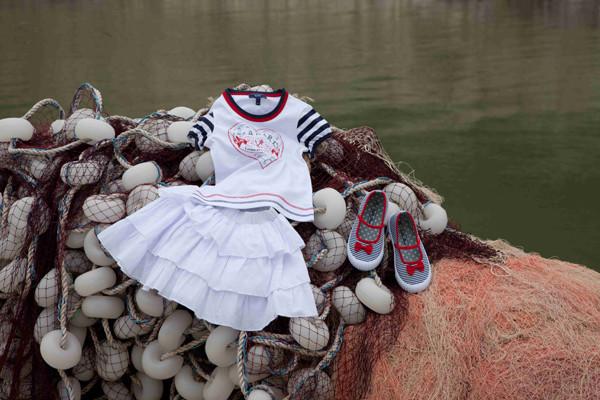 Çocuklara Bahar Şıklığı