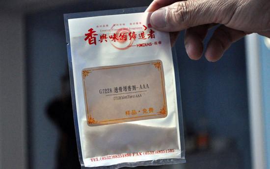 Çinliler etin de sahtesini yaptı