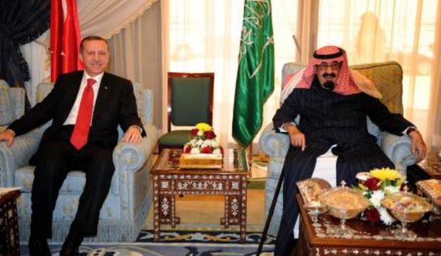 Kralla El Ele Kritik Suriye Zirvesi