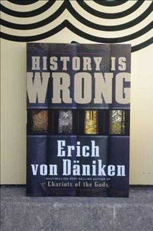 Gizemli adam Erik Von Daniken