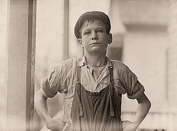 Çocuk köleleri kurtaran fotoğraflar
