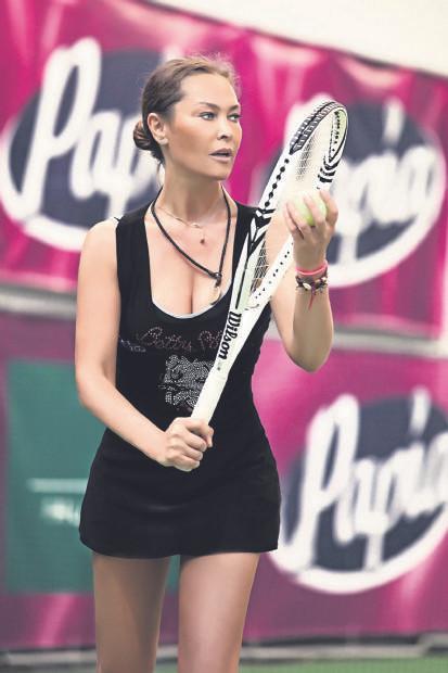Sharapova değil Hülya !