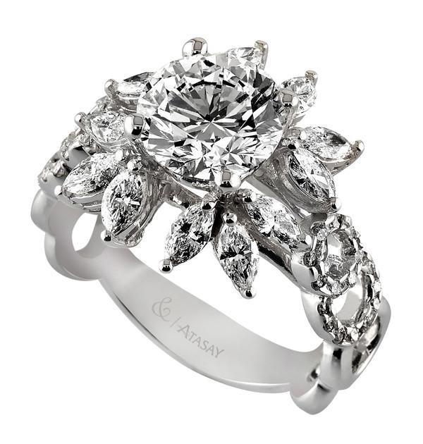 Evlenecekler İçin En Uygun Tasarımlar ONE&ONLY'de...