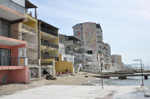 Kumburgaz sahil şeridinin yüzde 90ı yıkılacak