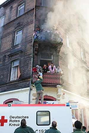 Almanyada 9 Türk yangında öldü