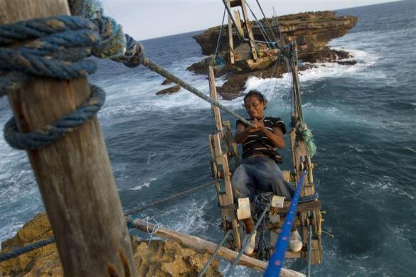 Sıradışı balıkçılar