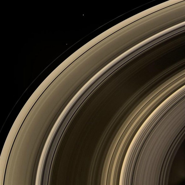 Cassiniden Saturn