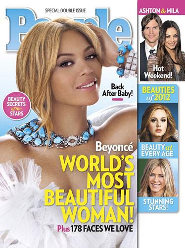 Dünyanın en güzel kadını seçildi