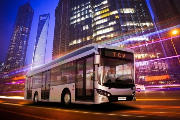 Yüzde yüz yerli Türk otobüsü