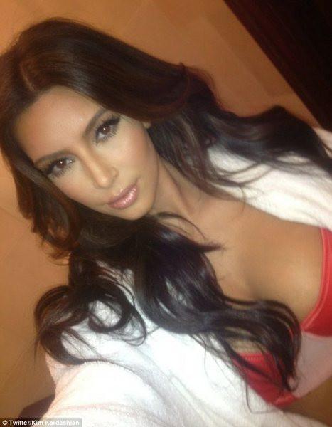 Kardashianın en özel görüntüleri