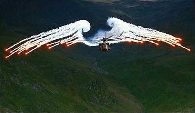 Jetlerin gökyüzüne çizdiği tablolar