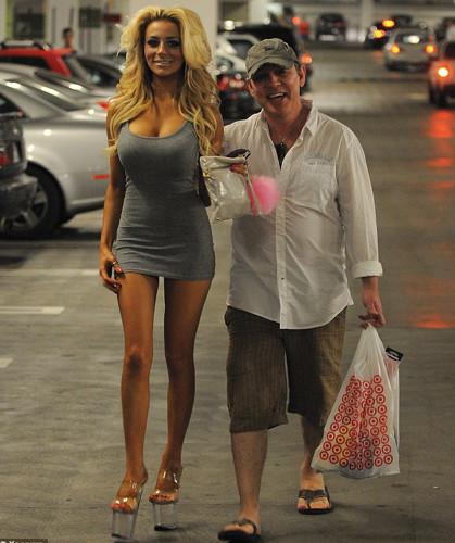 Alışverişe böyle çıkıyorlar