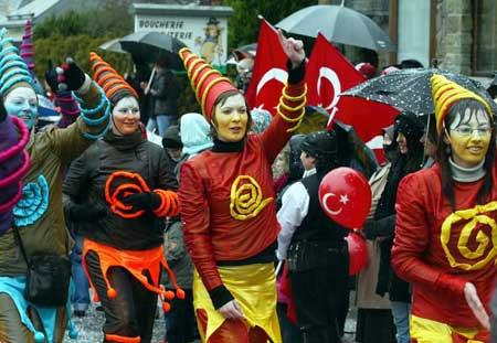 Belçikada Türk Festivali