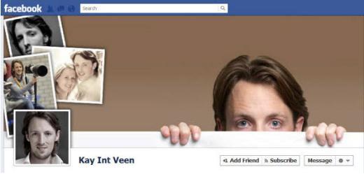 Yaratıcı Facebook kapakları