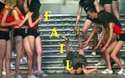 Başarısızlığın fotoğrafları