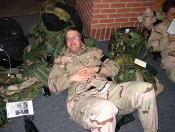Amerikan askerlerinin gözünden Irak savaşı