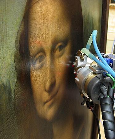 Mona Lisanin şifresi gözlerinde saklı