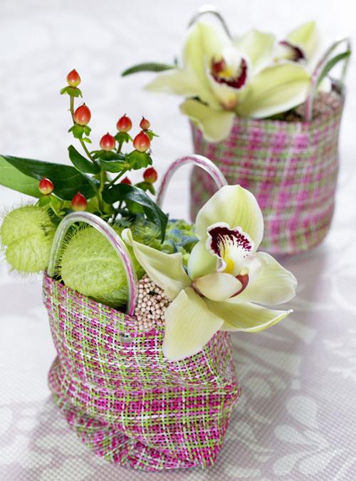 Bütün dünyaya çiçek