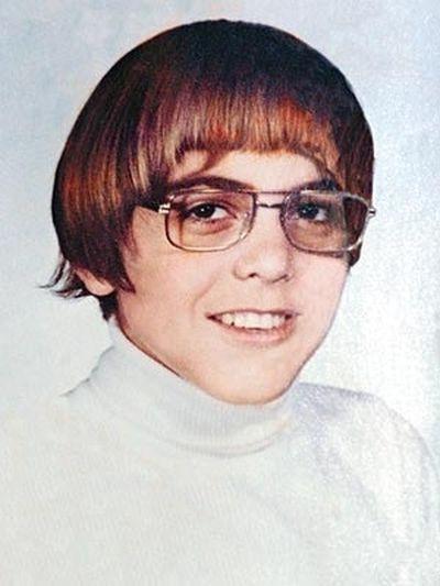 George Clooneynin evrimi