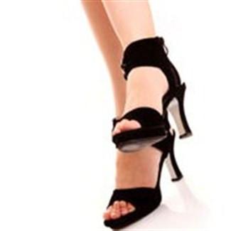 Topuklu ayakkabı egzersizleri