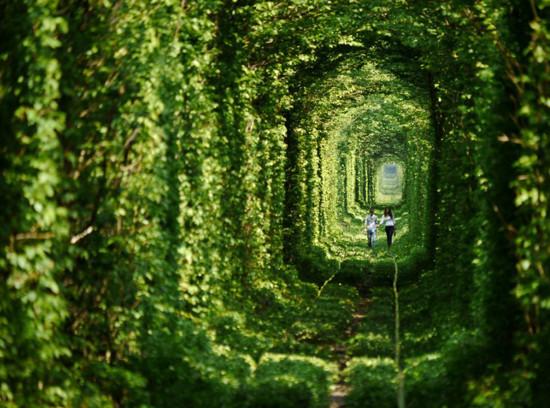 Aşıkların buluşma tüneli