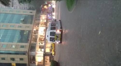 Yağmur İstanbulu felç etti