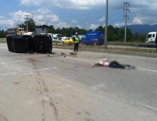 Böyle kaza görülmedi !