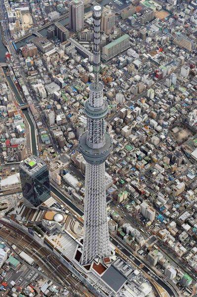 Dünyanın en yüksek kulesi !