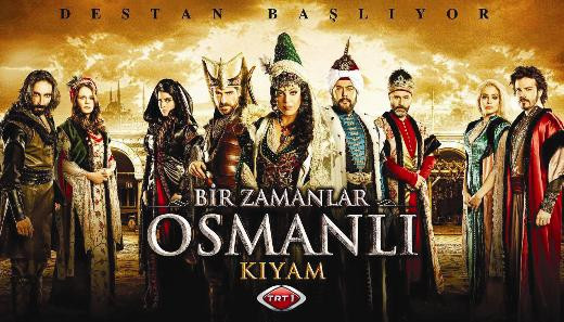 Osmanlı Kıyam kamera arkası