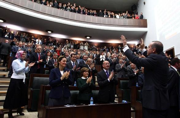 AK Partide liste dışında kalacak isimler