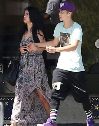Kızdırmayın Justin Bieberi