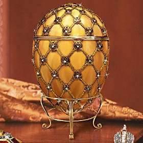 Peter Carl Fabergein meşhur yumurtaları