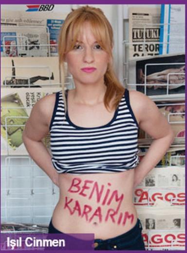 Kürtaj Hakkı kampanyası