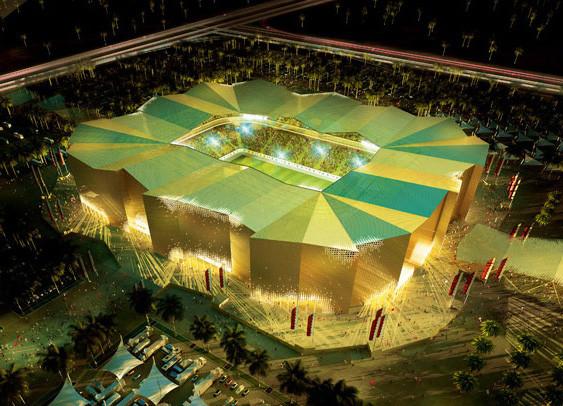 Katarın eşsiz stadları