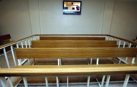 İşte Dink davasının salonu