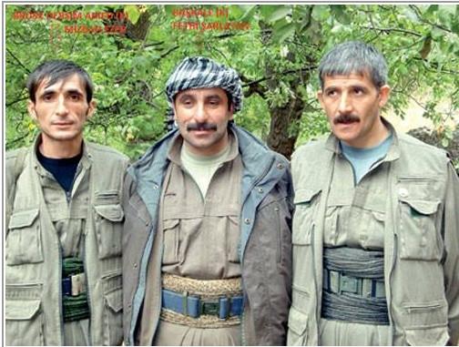 İşte PKKnın Kandil kadrosu