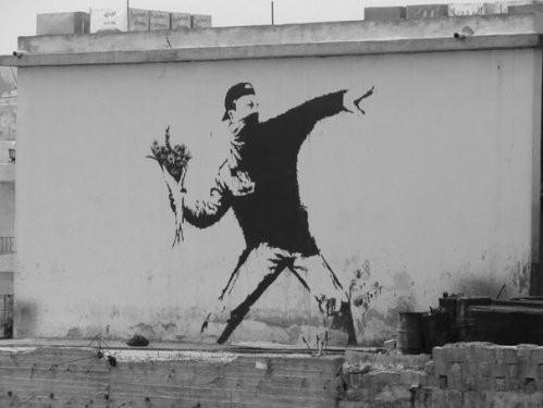 Banksynin eserleri gerçek oldu