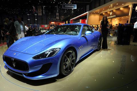 Maserati tam gaz geliyor!