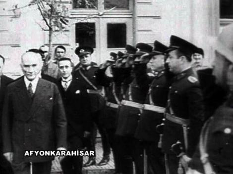 İl il Atatürk fotoğrafları !