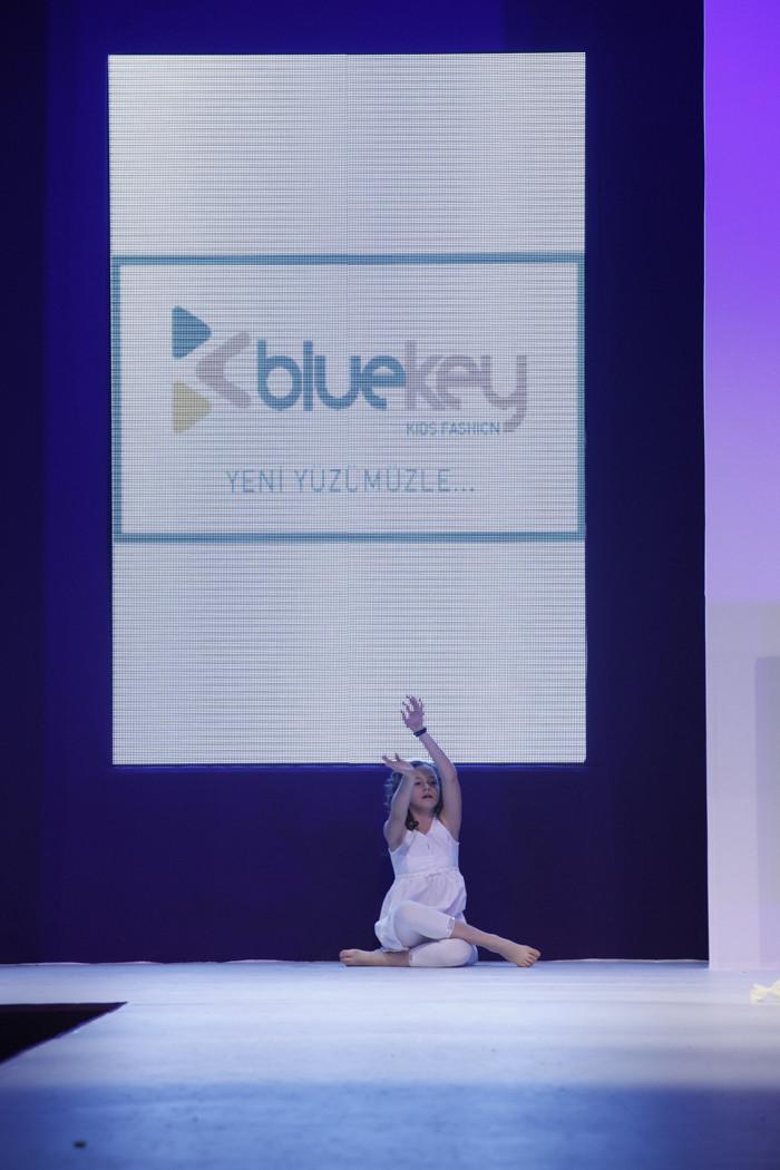 Bluekey'den Çocuk Modasına Yön Verecek Defile…